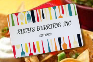 Rudys Gift Cards